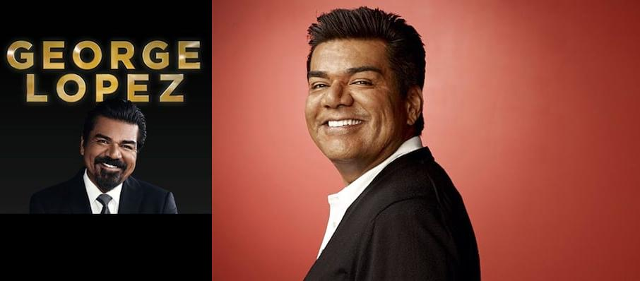George Lopez at Bass Concert Hall