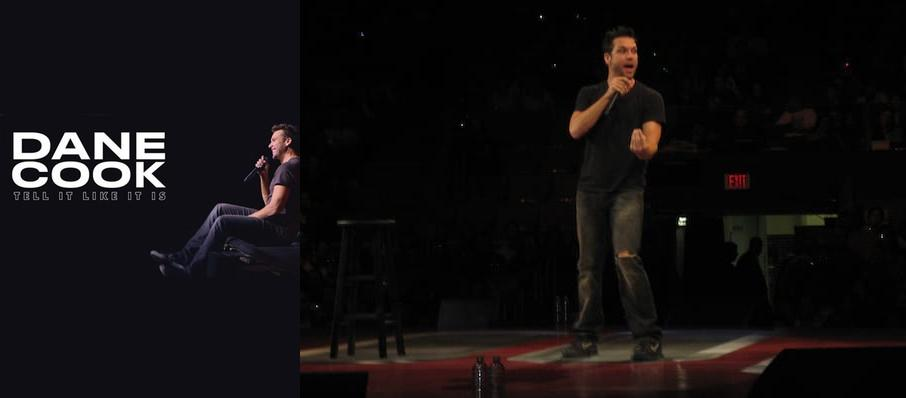 Dane Cook at ACL Live At Moody Theater