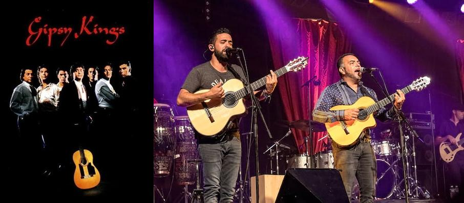 Gipsy Kings at ACL Live At Moody Theater