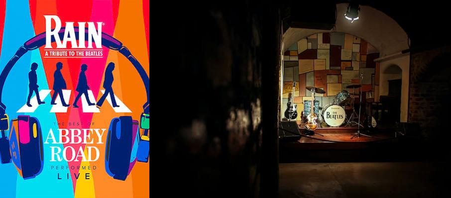 Rain - A Tribute to the Beatles at ACL Live At Moody Theater