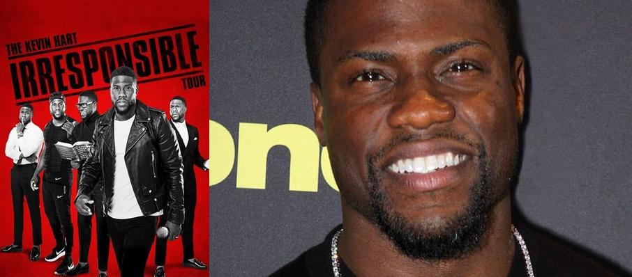 Kevin Hart at Frank Erwin Center