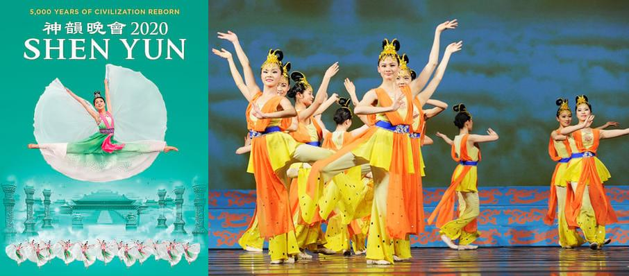 Shen Yun Performing Arts at Skyline Theater at The Long Center