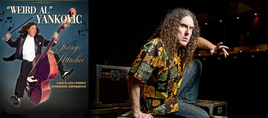 Weird Al Yankovic at Bass Concert Hall