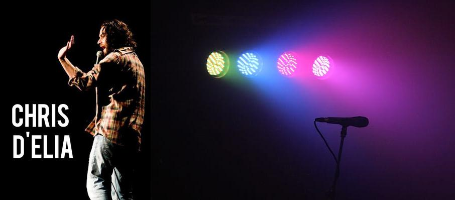 Chris D'Elia at ACL Live At Moody Theater