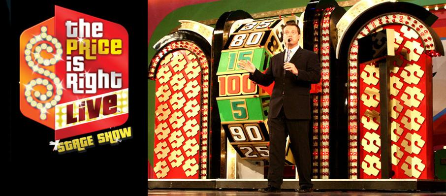 The Price Is Right - Live Stage Show at Cedar Park Center