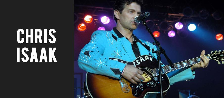 Chris Isaak at Paramount Theatre