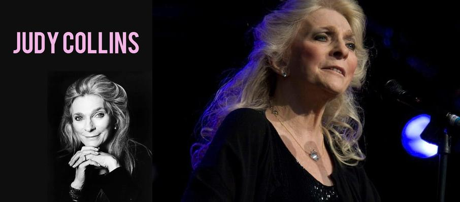 Judy Collins at One World Theatre