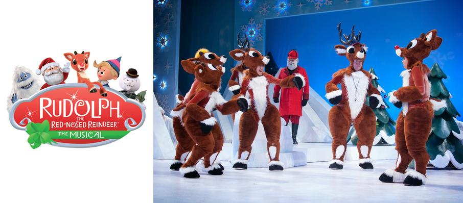 Rudolph the Red-Nosed Reindeer at Dell Hall