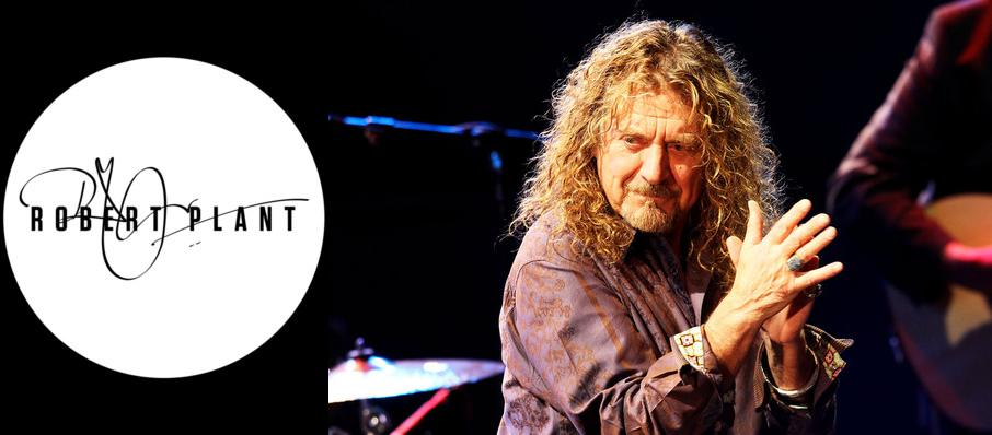 Robert Plant at ACL Live At Moody Theater