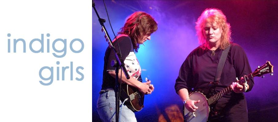 Indigo Girls at Paramount Theatre