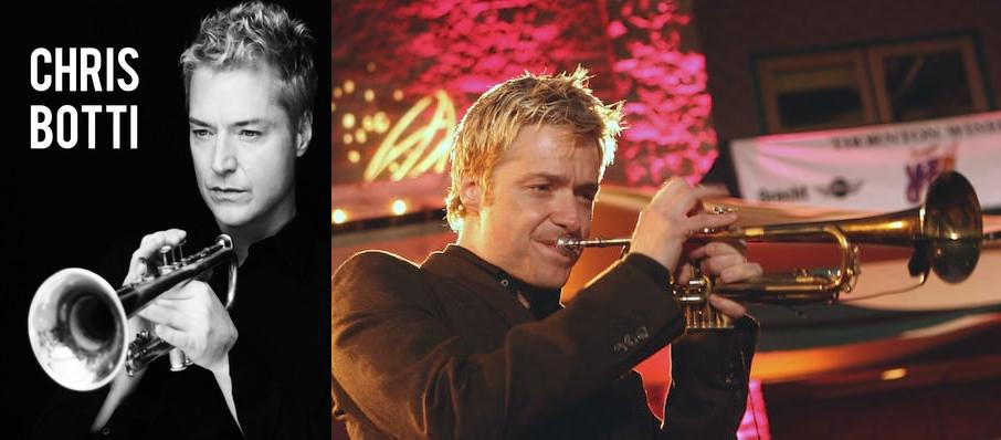 Chris Botti at Paramount Theatre