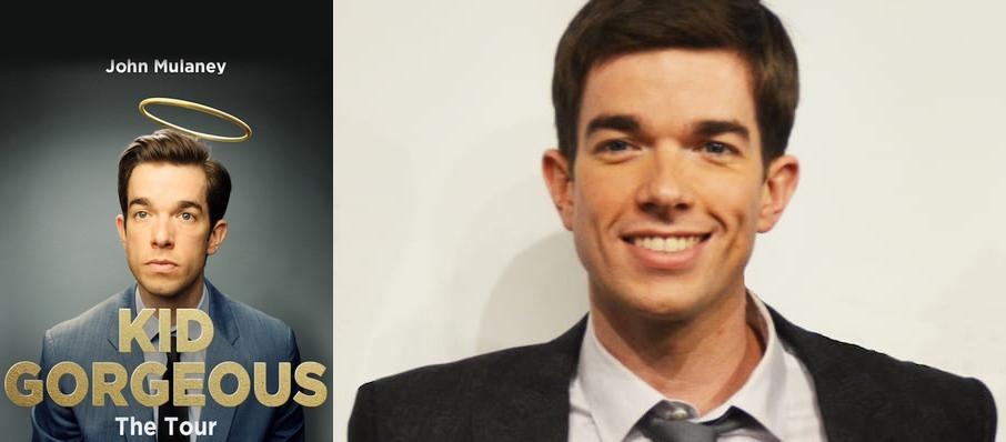 John Mulaney at Bass Concert Hall