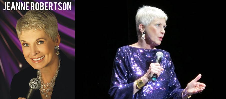 Jeanne Robertson at Dell Hall