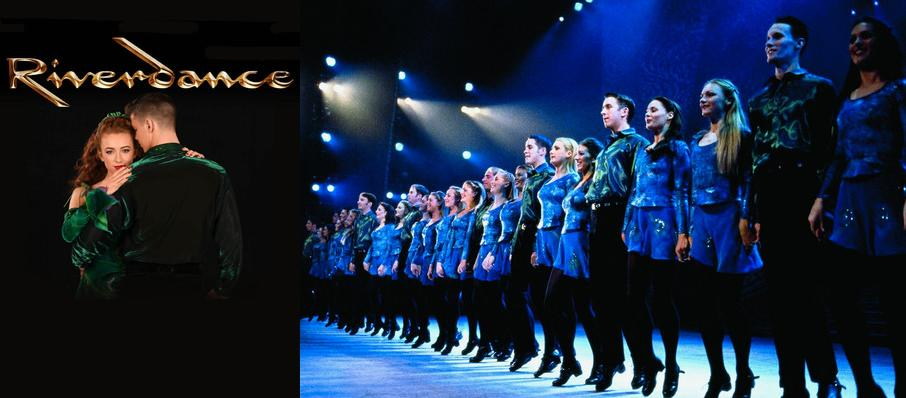 Riverdance at Dell Hall