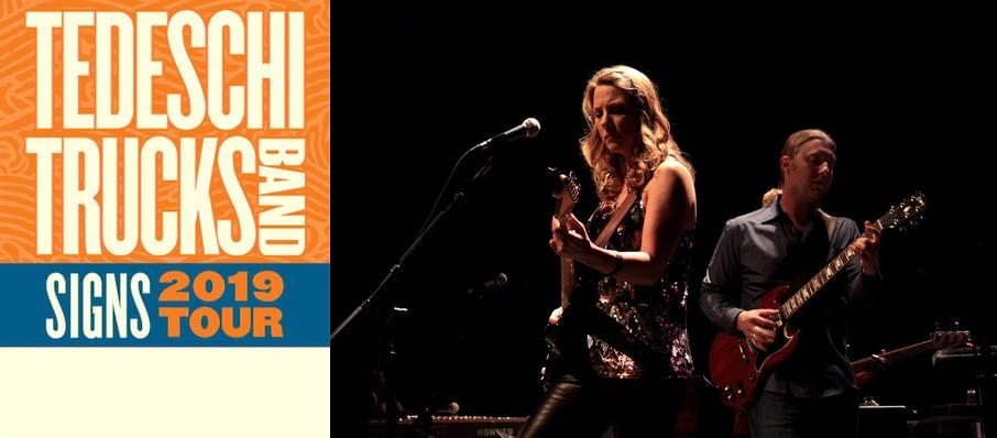 Tedeschi Trucks Band at Cedar Park Center