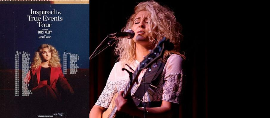 Tori Kelly at Paramount Theatre