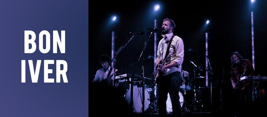 Bon Iver at ACL Live At Moody Theater