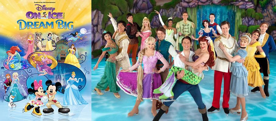 Disney On Ice: Dream Big at Cedar Park Center
