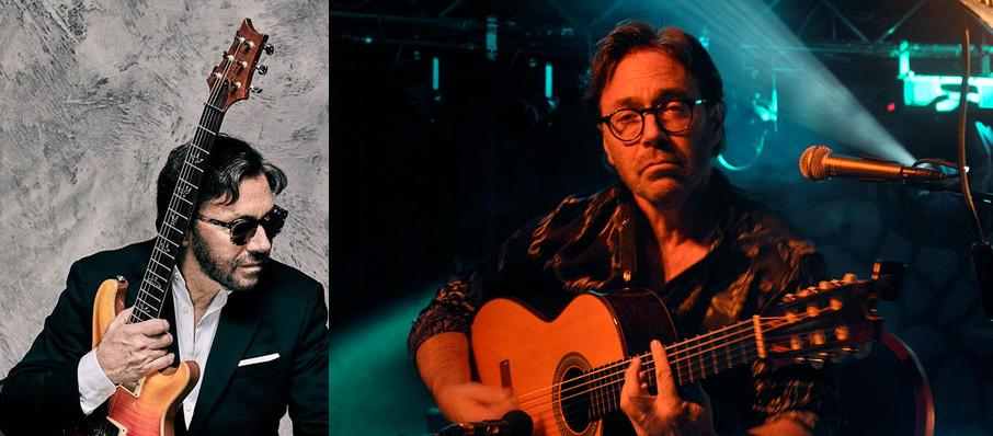 Al Di Meola at One World Theatre