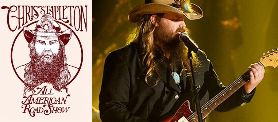 Chris Stapleton at ACL Live At Moody Theater