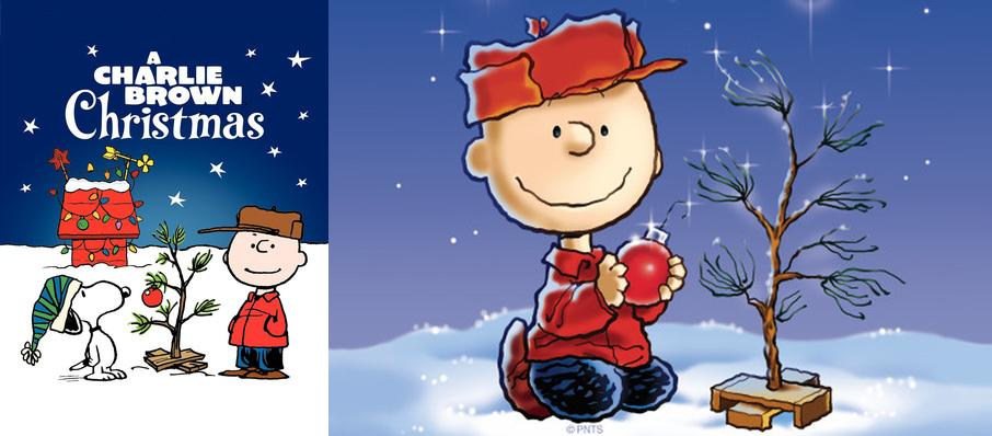 Charlie Brown Christmas at Paramount Theatre