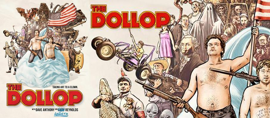 The Dollop at Paramount Theatre