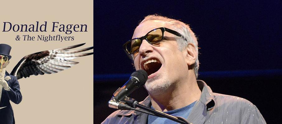 Donald Fagen at ACL Live At Moody Theater