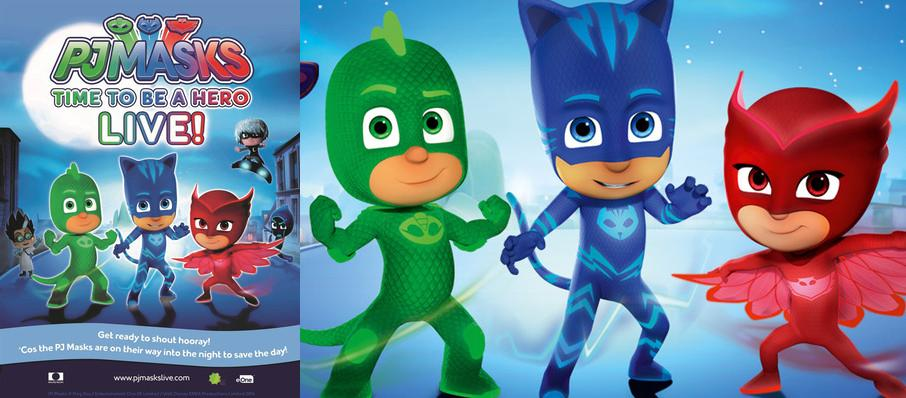 PJ Masks Live! Time To Be A Hero at ACL Live At Moody Theater