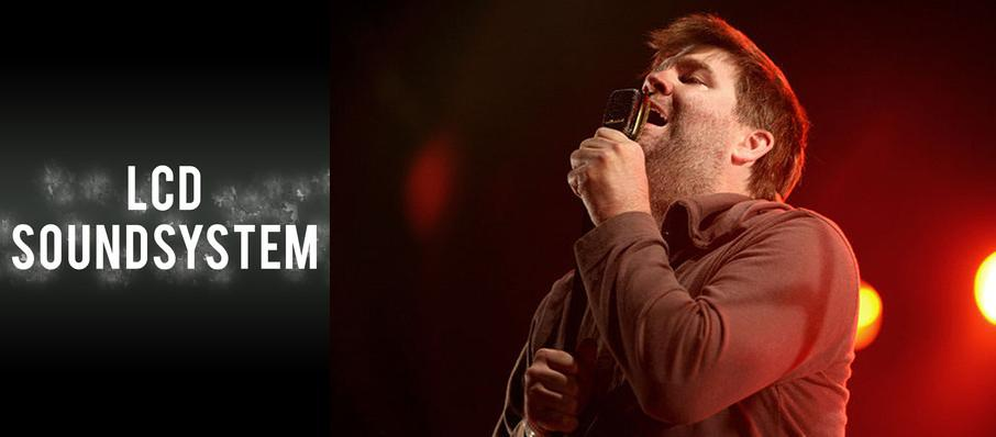 LCD Soundsystem at Austin360 Amphitheater