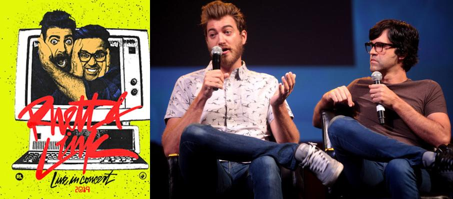 Rhett and Link at Emos East