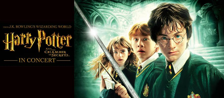 Film Concert Series - Harry Potter and The Chamber of Secrets at Bass Concert Hall
