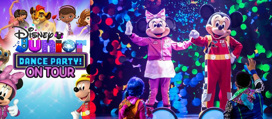Disney Junior Live: Dance Party at Bass Concert Hall