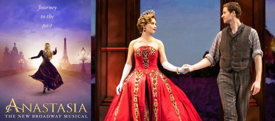 Anastasia at Bass Concert Hall