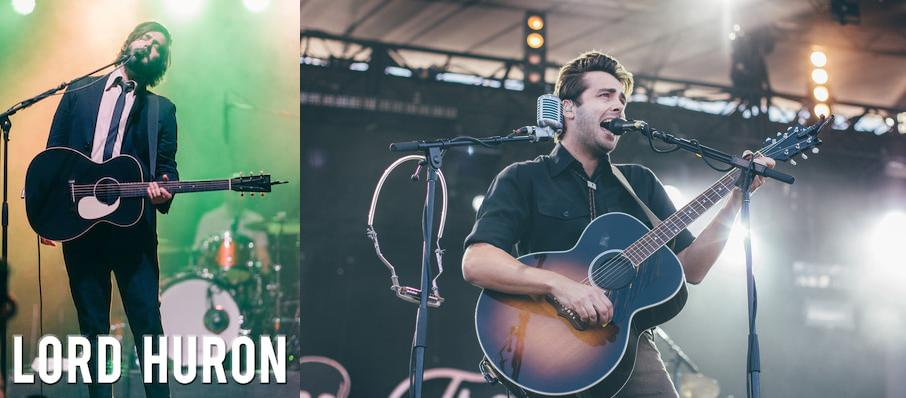 Lord Huron at Stubbs BBQ Outdoor Stage