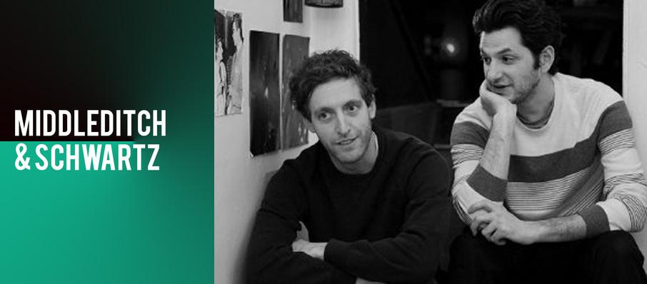 Middleditch and Schwartz at Paramount Theatre