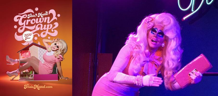 Trixie Mattel at Paramount Theatre