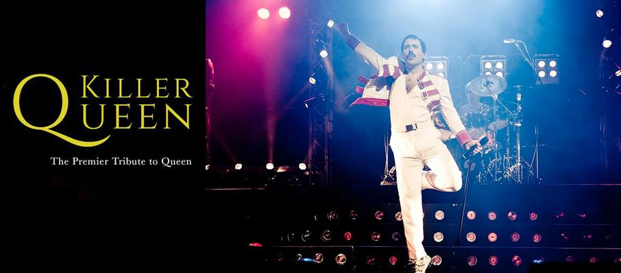 Killer Queen - Tribute to Queen at ACL Live At Moody Theater