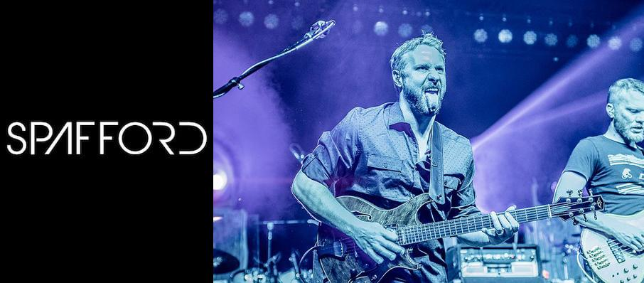 Spafford at Antones