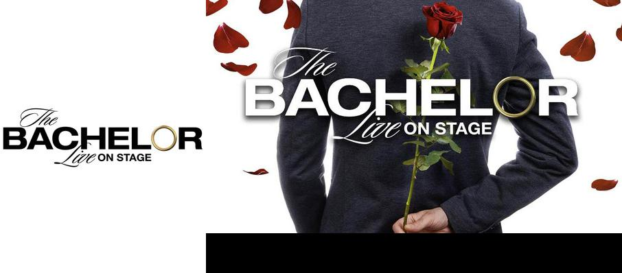 The Bachelor Live On Stage at ACL Live At Moody Theater
