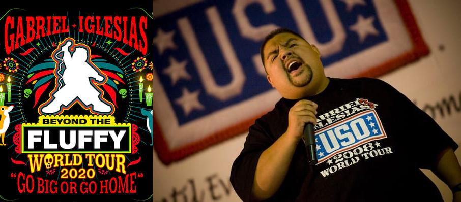 Gabriel Iglesias at Frank Erwin Center