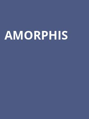 Amorphis at Come and Take it Live
