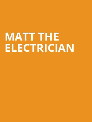 Matt the Electrician at Dell Hall