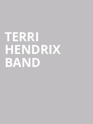 Terri Hendrix Band at Paramount Theatre
