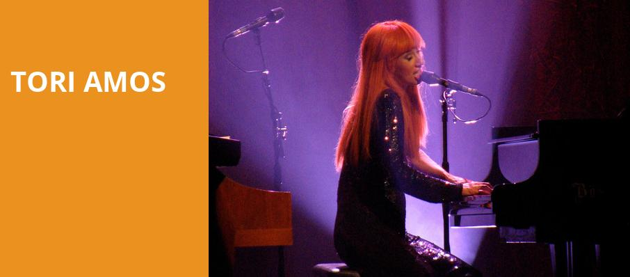 Tori Amos, ACL Live At Moody Theater, Austin