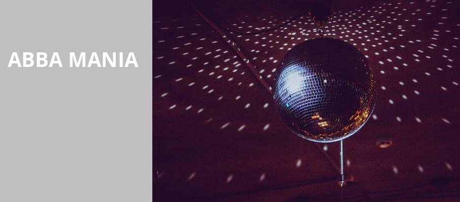 ABBA Mania, ACL Live At Moody Theater, Austin