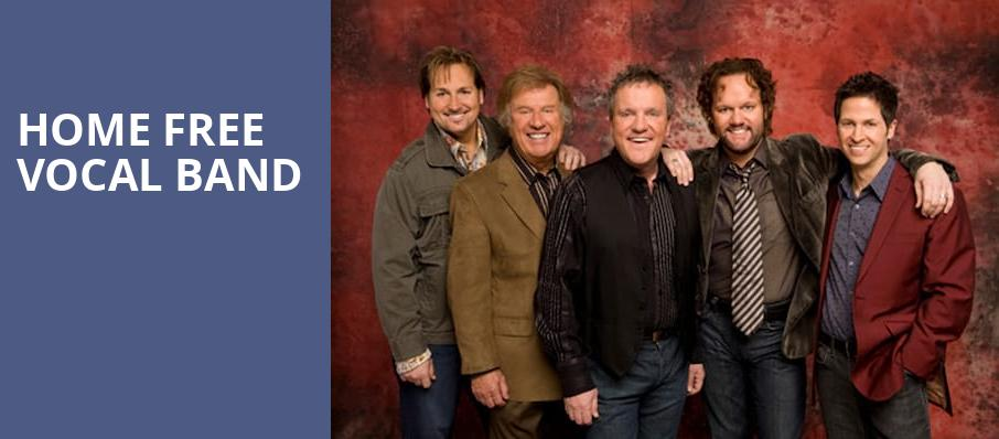 Home Free Vocal Band, Paramount Theatre, Austin