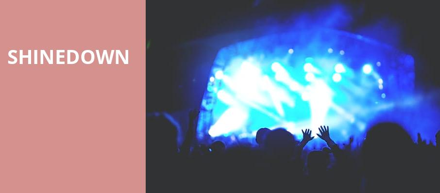 Shinedown, ACL Live At Moody Theater, Austin