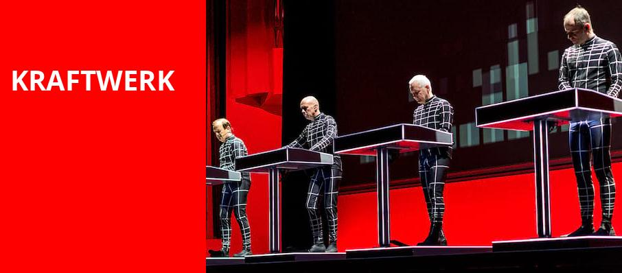 Kraftwerk, ACL Live At Moody Theater, Austin