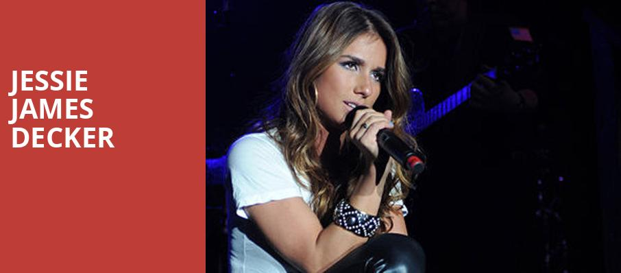 Jessie James Decker, ACL Live At Moody Theater, Austin
