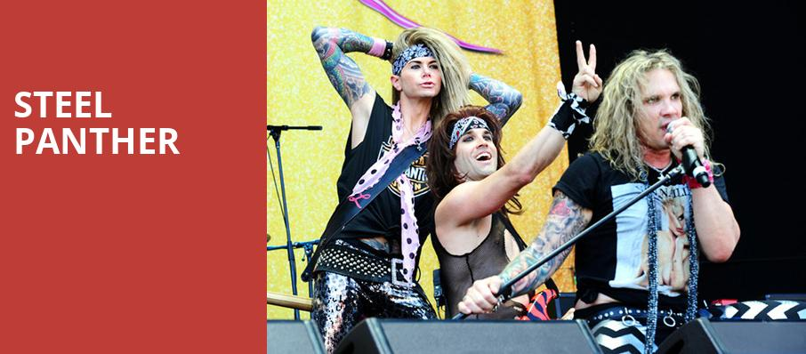 Steel Panther, Emos East, Austin
